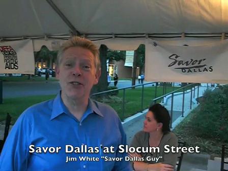 Savor Dallas: Slocum Street Style Culinary Highlights