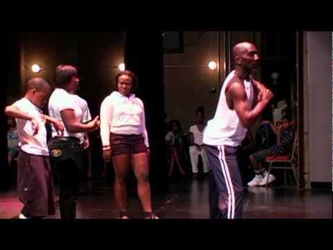 "The Black Academy of Arts and Letters'  Michael: The Musical ""Behind The Scenes"" 2010"