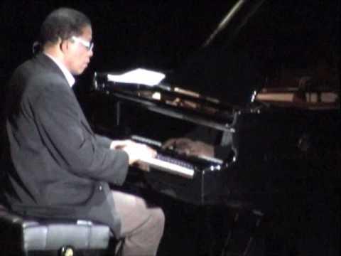 Matt Marantz w/Monk Ensemble & Herbie Hancock Footprints Part 1 (Melody + Herbie's Solo)