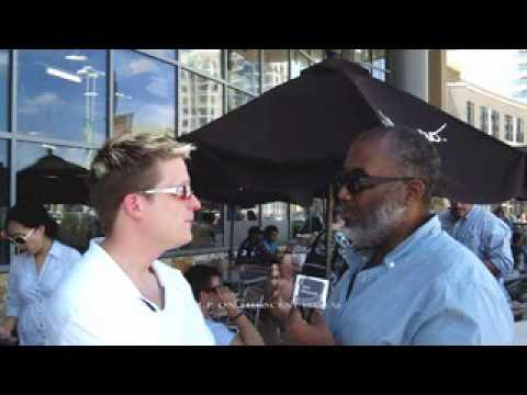 L.P. On the Scene Dallas Interviews Rusty Johnson