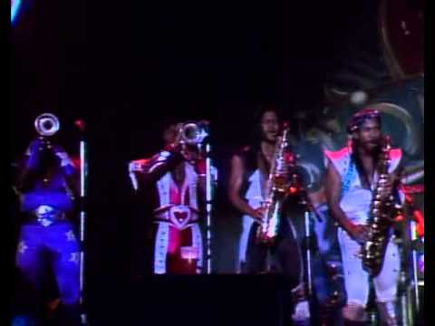 Jazz Up | Soul Classic (Show): Rick James Live From Germany 1982.avi