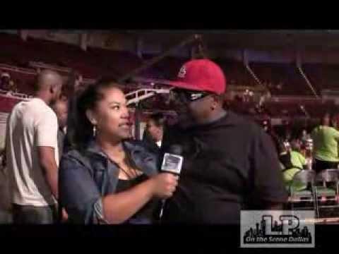L.P. On the Scene Dallas Does Megafest 2013