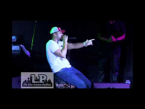 L.P. On the Scene Dallas, Lyfe Jennings at Medusa Dallas 2013
