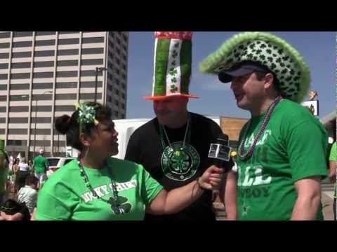 L.P. On the Scene Dallas St. Patrick's Day Dallas, Texas 2013