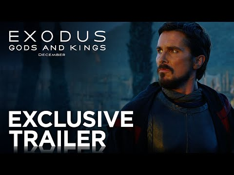 UJD | Cinefest Coverage: Exodus: Gods and Kings | Official Trailer [HD] | 20th Century FOX