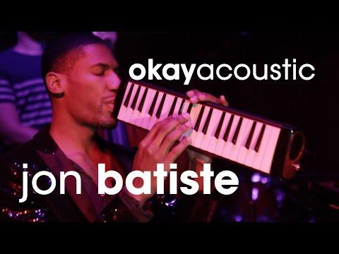 "UJD | Artists of Interest (A.O.I.):  Okay Acoustic: Jon Batiste ""San Spirito"" & ""Killing Me Softly"""