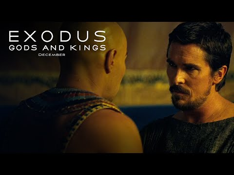 Cinefest Coverage:  Exodus: Gods and Kings | Brothers TV Commercial [HD] | 20th Century FOX