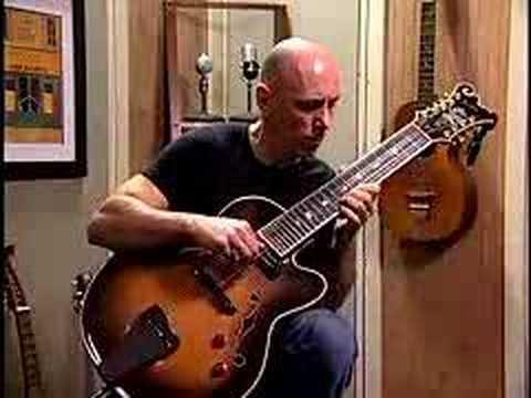 Michael Coppola, tiger rag, solo 9string guitar