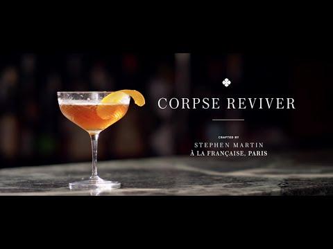 Taste Texas | Connoisseur:  Camus Cocktails : The Corpse Reviver