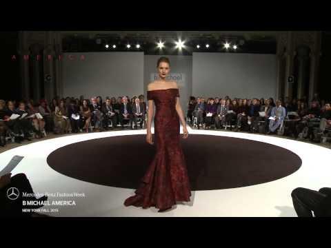 UJD | Fashion Coverage: B MICHAEL AMERICA MERCEDES-BENZ FASHION WEEK FW 2015 COLLECTIONS