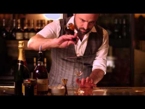 Taste Texas | Connoisseur:  Henessey Academy: MIXING