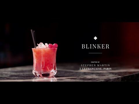 Taste Texas | Connoisseur:  Camus Cocktails : The Blinker