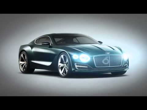 Founder's Court: Introducing the Bentley EXP 10 Speed 6 Concept