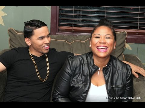 Adrian Marcel get's His SeXxy on with the Network Queen HOB's Dallas 2015