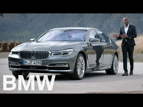 Founder's Court   Luxe-Auto-Tech:  The all-new BMW 7 Series. All you need to know.