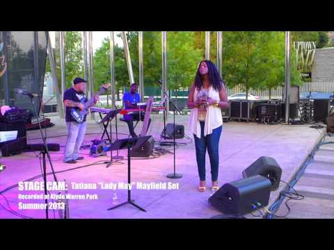 "Uptown Jazz Dallas Live: ""For You"" Tatiana ""Lady May"" Mayfield with Funky Knuckles"