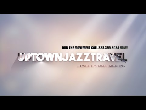 Uptown Jazz Travel powered by PlanNet Marketing - Business Presentation