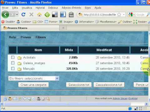 Insertar documentos digitales en nuestras webs