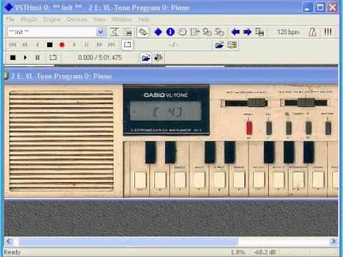 Plugins VST: Instrumentos virtuales para el aula
