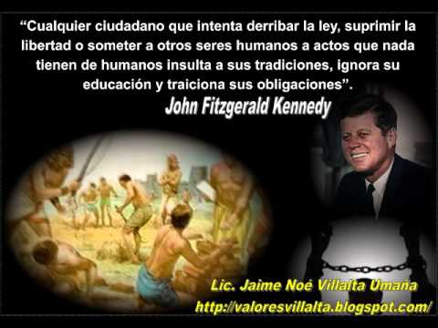 Reflexiones Illia, Kennedy, Lincoln, Churchill