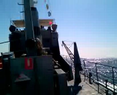 HMAS Advance (April 2010)