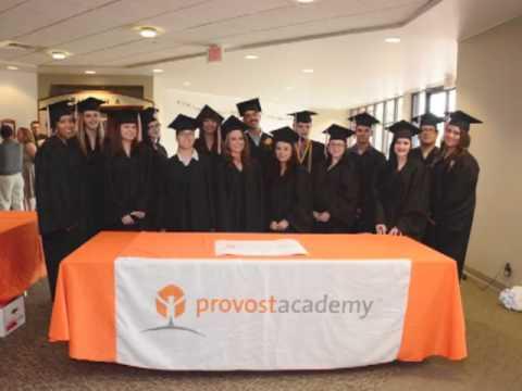 Provost Academy Colorado 2013 Graduation