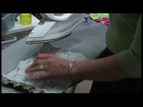 Texture Magic  - The Shrinking Fabric