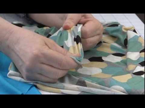 Teach Yourself to Sew: Knit Fabrics