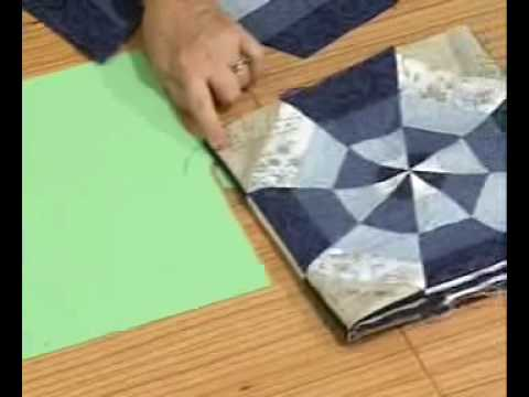Kaleidoscopes and Quilting with Kaye Wood