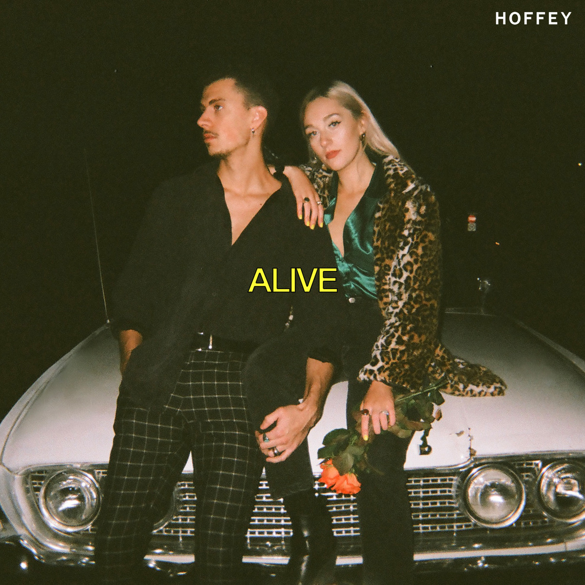 "HOFFEY Come ""Alive"" In New Single"