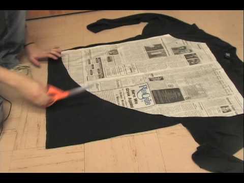 Whitney Sews- T-Shirt Circle Skirt and T-shirt Resize