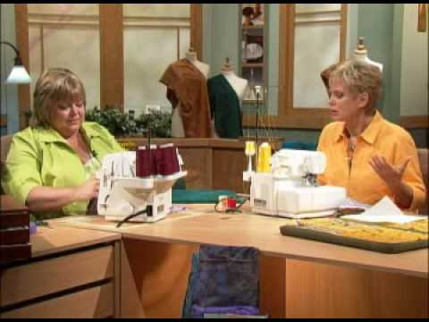 Fast and Easy Serger Gift Ideas in Minutes