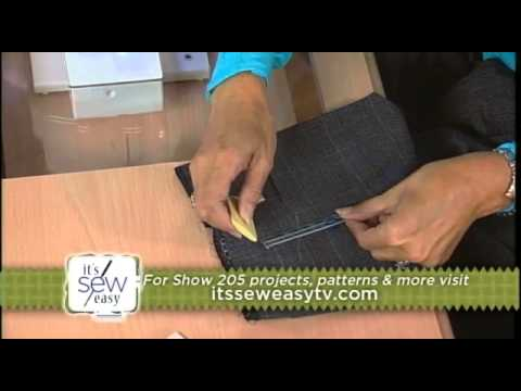 Couture Expert Angela Wolf's Lesson on Hemming