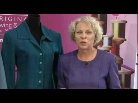 Secrets for Ladies Jacket Fitting
