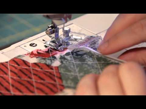 How to Use the Tape Stitching Foot