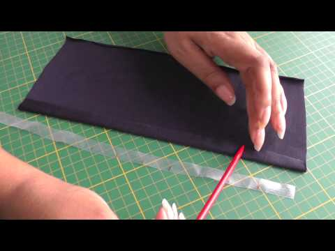 Sewing with Clear Elastic