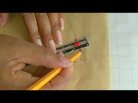 Adding Seam Allowances to Sewing Patterns