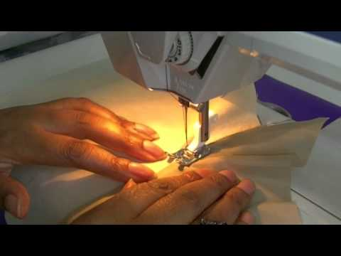 How To Sew Hip / Inset Pockets