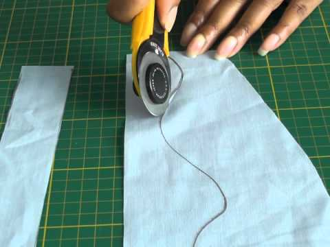 Using a Rotary Cutter - A How-to by Fashion Sewing TV