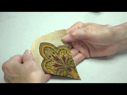 Jinny Beyer's Soft-Edge Piecing Technique
