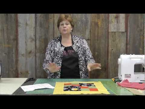Quilts for Kids - How to Make A Baby Quilt