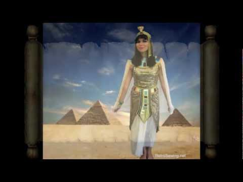 Make Egyption Costume