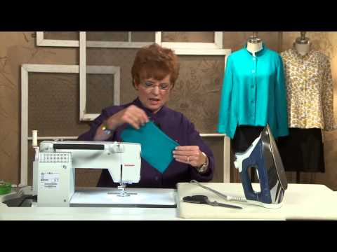 How To Sew a French Seam with Linda Lee