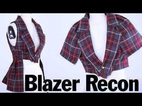 Blazer ReStyle!