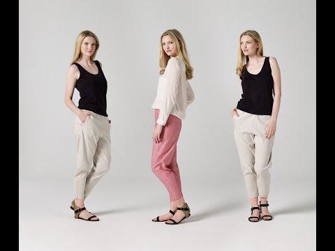 How to Make Pants | Teach Me Fashion