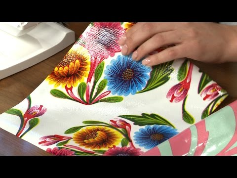 Sewing with Laminated Fabrics - Tips from the National Sewing Circle