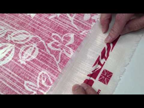 Fabric Pattern Matching Seam Lines - A Free Tutorial from Sew Helpful