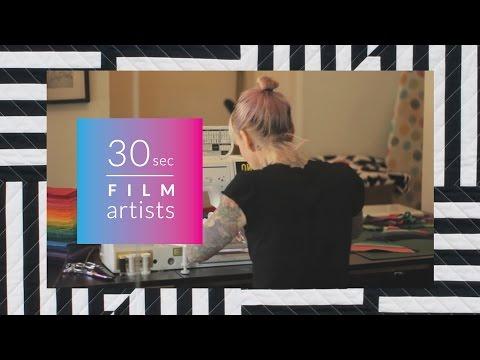 Elizabeth Elliott Turns Digital Code into Quilts | Modern Quilting