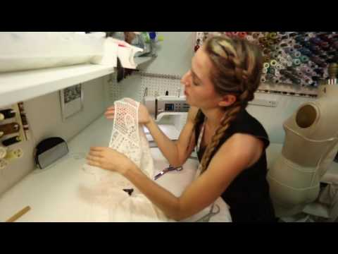 How to Create Beautiful Ruffled Sleeves