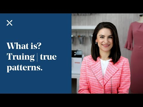 What Is? Truing | True (Patterns)